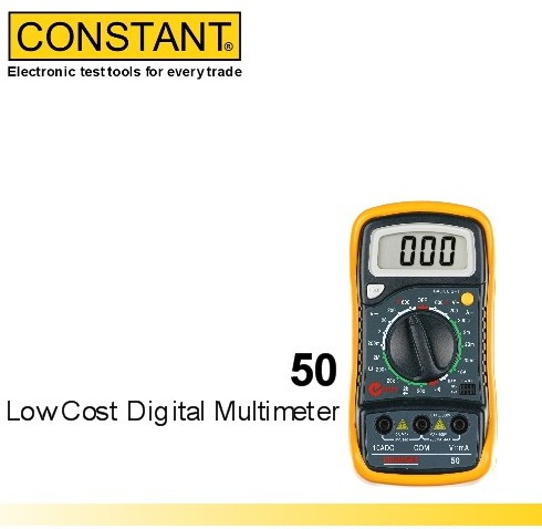 Constant 50 Digital Multimeter